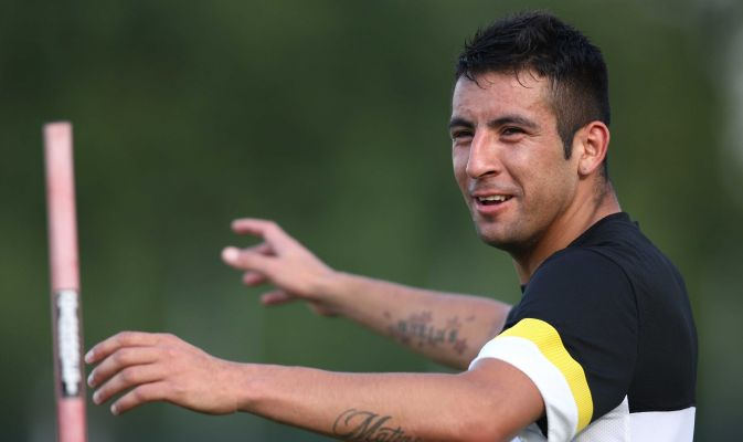 Mauricio Isla, in prestito dalla Juve al QPR per 1,5 milioni