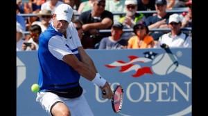 John Isner, tennista americano ottimo in fase di battuta, eliminato dallo US Open