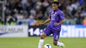 Cuadrado, devastante in Fiorentina-Guingamp