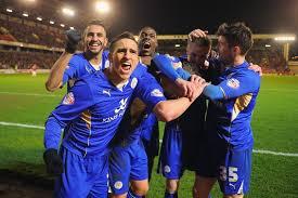 Entusiasmo alle stelle a Leicester per il ritorno in Premier League
