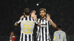 La Juventus vince per 8-1 in amichevole contro l'Isl Stars