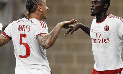 Milan-Cbivas 3-0