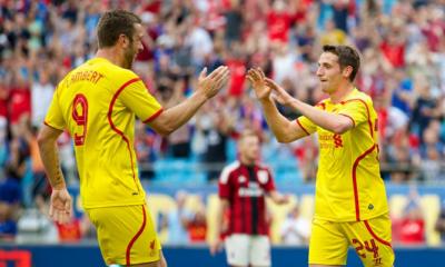 Milan battuto per 2-0 in amichevole dal Liverpool