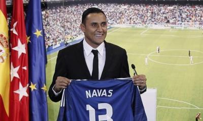 Navas, nuovo portiere del Real Madrid