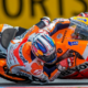 Gp Brno: Pedrosa ferma Marquez, Rossi 3°