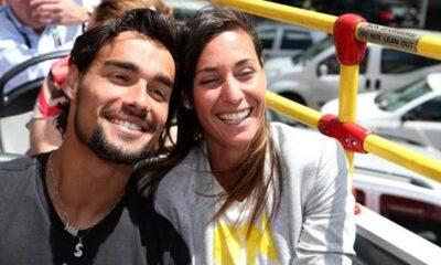 Flavia Pennetta e Fabio Fognini, la coppia che fa sognare l'Italia a Cincinnati