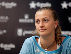 La ceca Petra Kvitova, testa di serie numero 2 a Montreal, eliminata agli ottavi