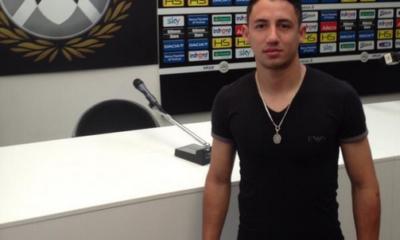 Ivan Piris, nuovo acquisto dell'Udinese