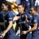 I campioni del PSG, squadra campione di Francia e tra le più forti d'Europa