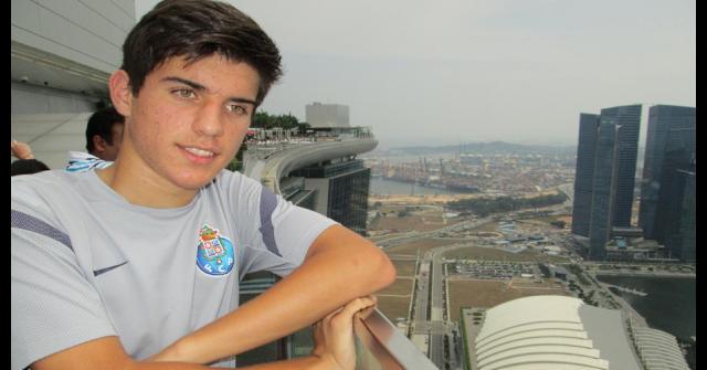Ruben Neves, classe '97, giovane prodotto del vivaio del Porto