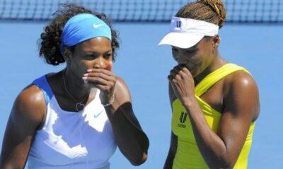 Le sorelle Serena e Venus Williams, protagoniste nel WTA di Montreal