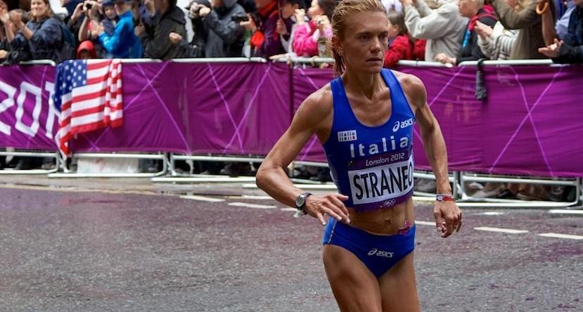 Valeria Straneo, argento nella Maratona 42 km agli Europei di Zurigo