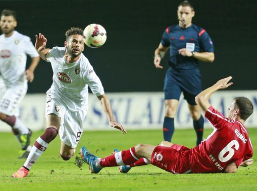 RNK Spalato-Torino termina 0-0