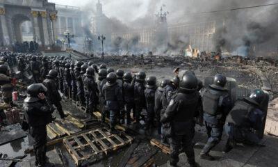 Ucraina, la guerra continua
