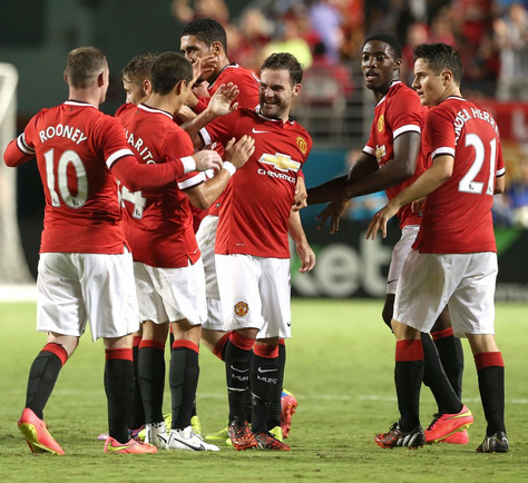 Lo United conquista la Guinness International Champions Cup