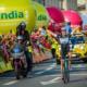 Il vincitore della seconda tappa del Giro di Polonia, Petr Vakoc