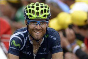 Alejandro Valverde, vincitore del World Tour 2014