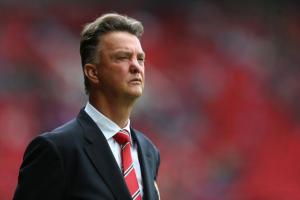 Van Gaal, allenatore del Manchester United