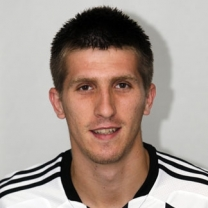 Vojislav Stankovic, difensore del Partizan a un passo dal firmare per la Lazio