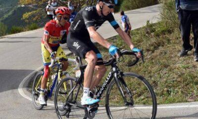 Alberto Contador e Chris Froome: due stili a confronto