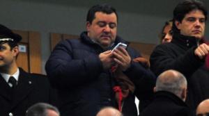 Mino Raiola, procuratore di Balotelli noto per la sua capacità di intavolare trattative per la cessione dei suoi assistiti