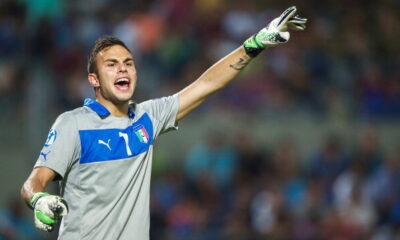 Francesco Bardi, portiere di proprietà dell'Inter