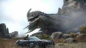 Final Fantasy 15: Non dovremo combatterlo, vero?