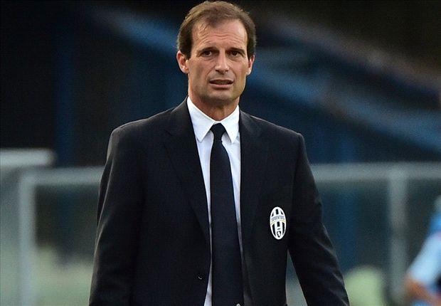Massimiliano Allegri, terza sconfitta per la sua Juventus