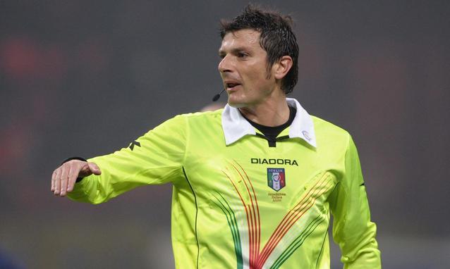 Damato dirigerà Juventus-Udinese