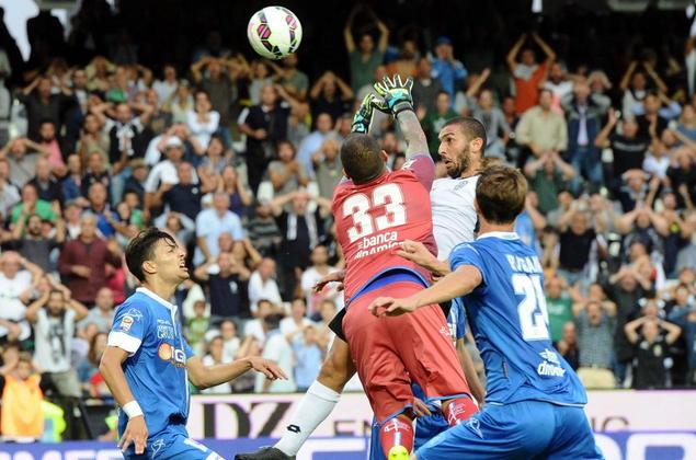Cesena-Empoli 2-2