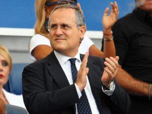 Lotito si opporrà al DL stadi approvato dal governo
