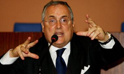 Claudio Lotito, presidente... di tutto