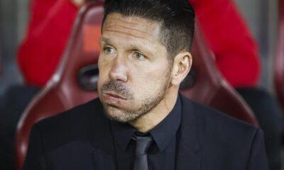 """Serataccia per l'Atletico Madrid del """"Cholo"""" Simeone"""
