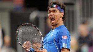 Fognini, Italia Davis Cup