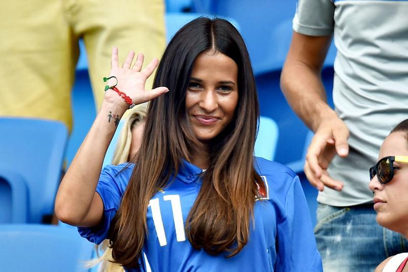 """Federica Riccardi """"Lady Cerci"""" contro il calcio italiano"""