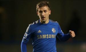 Marin in azione con la maglia del Chelsea.