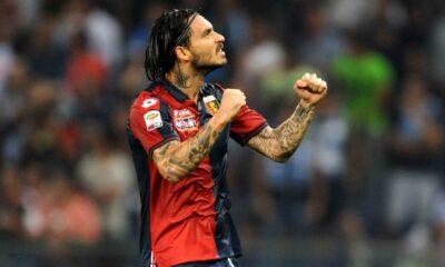 Pinilla decisivo in Genoa-Lazio.