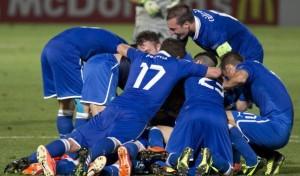 L'Italia esulta agli ultimi Europei Under 21