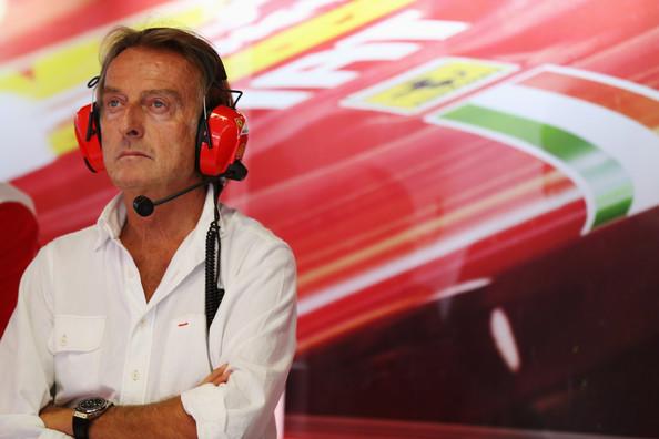 Luca di Montezemolo parla sulle voci che lo vogliono lontano dalla Ferrari