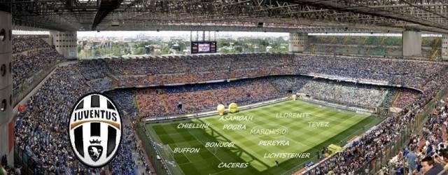 Milan Juventus Formazione