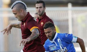 Tavano in ombra nel match contro la Roma