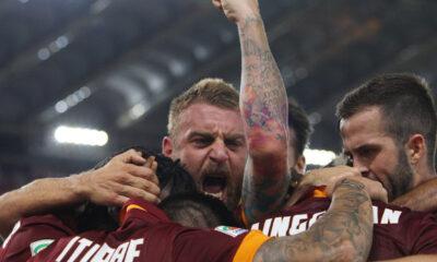 L'Italia si è risvegliata in Europa, merito anche della Roma.