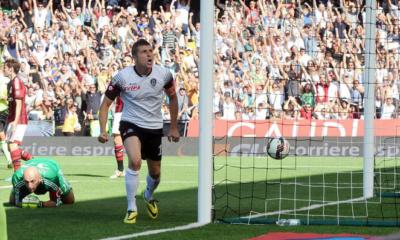 Cesena-Milan 1-1, Succi