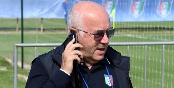 Carlo Tavecchio, presidente della Figc