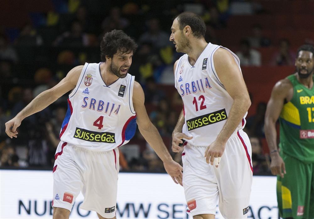 La Serbia vince ancora e prosegue la sua avventura Mondiale