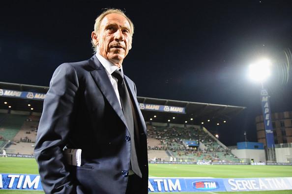 Zdenek Zeman, ex tecnico del Cagliari di Giulini