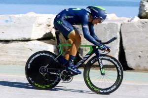 Adriano Malori, il favorito per la vittoria della cronometro finale