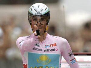 Alberto Contador, il più atteso al Giro d'Italia del prossimo anno