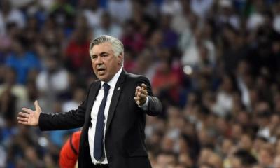 Carlo Ancelotti, allenatore del Real Madrid
