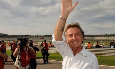 Luca Cordero di Montezemolo lascia la presidenza della Ferrari